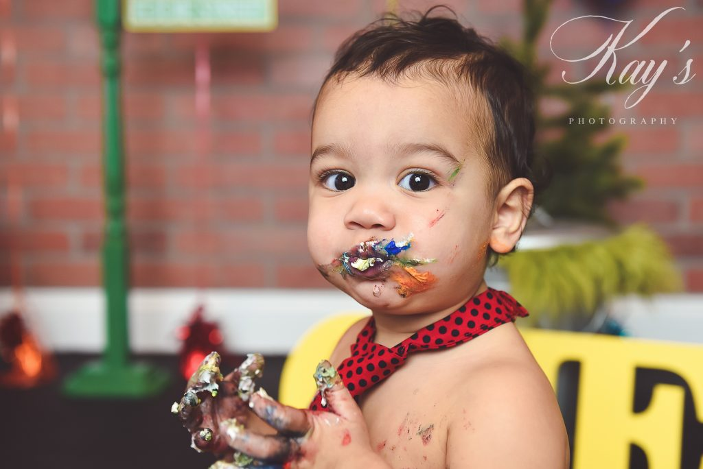 cake smash photography long island